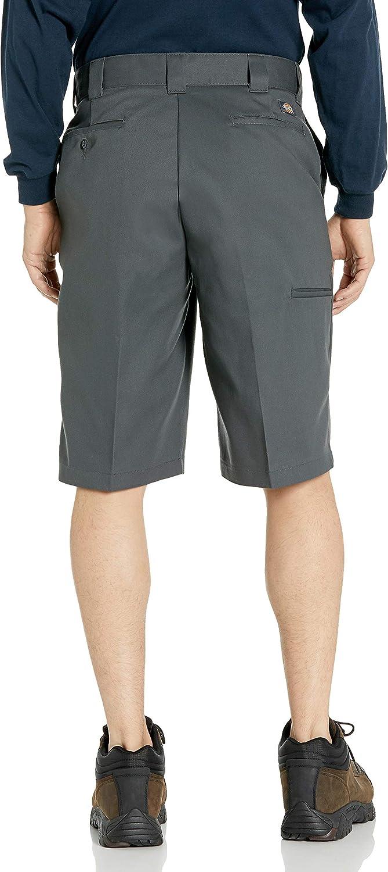 Dickies Mens 13 Inch Flex Multi-Pocket Work Short Loose Fit Big Work Utility Shorts
