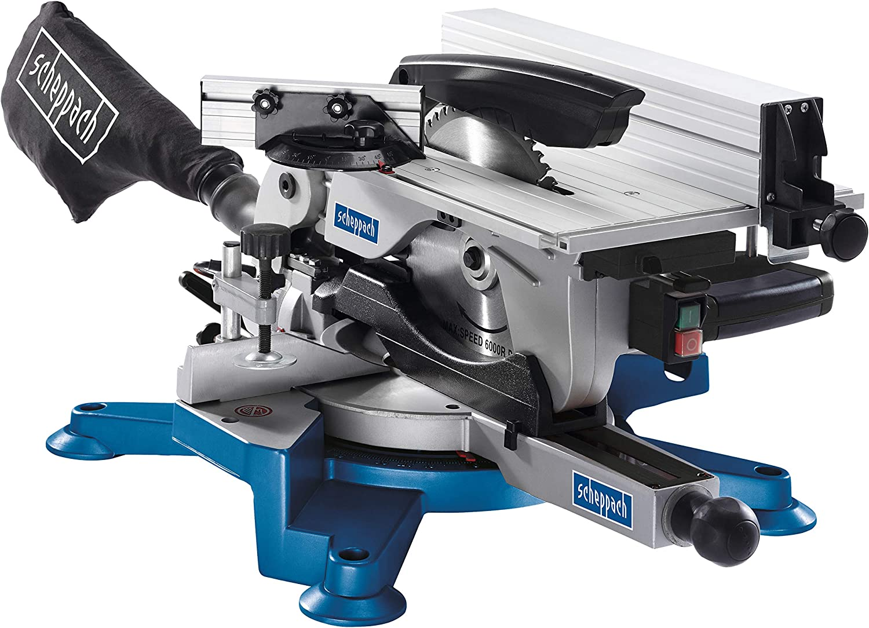 Scheppach 5901103901 Combinación de sierra/mesa de sierra ...