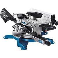 Scheppach 5901103901Combinación de sierra/mesa de sierra ingletadora tronzadora