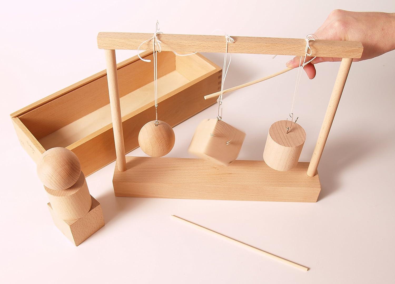 Antiquitäten & Kunst SINA Gabe 1 Fröbel Spiel  Bälle zum Hängen NEU Spielzeug Erzgebirge