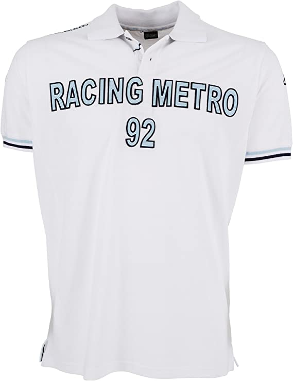 Racing Metro 92 – Collection Polo Oficial Kappa – Rugby Top 14 ...