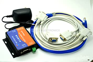 Usr-tcp232-401 Serial Device Server Rs232 Rs485 to Ethernet
