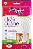 Playtex CleanCuisine Disposable Gloves Medium - 30 Count Package
