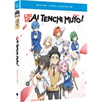 Ai Tenchi Muyo: The Complete Series + Shorts (Blu-ray/DVD Combo)