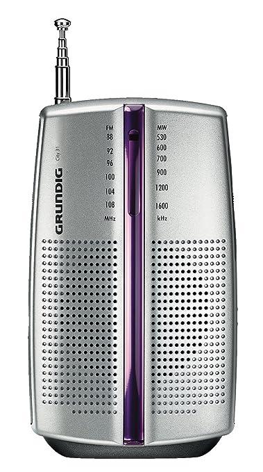 164 opinioni per Grundig GRN0290 PR 3201 City Boy 31- Radio Portatile (Silver)