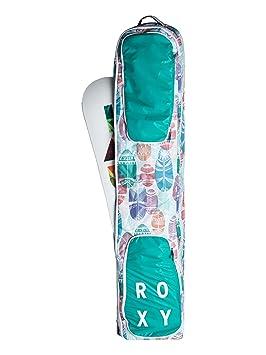 973e53ef1b38 Roxy Vermont Women s Snowboard Board Bag Case White bwhite feathers  Size 170 x 33
