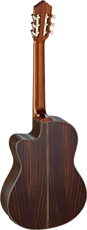 Ortega RCE159SN - Guitarra electroacústica (cedro, tamaño 4/4 ...