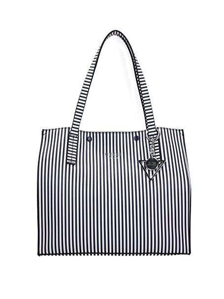 Guess ST677823 Bolso Shopper Mujer BLUE STRIPE TU