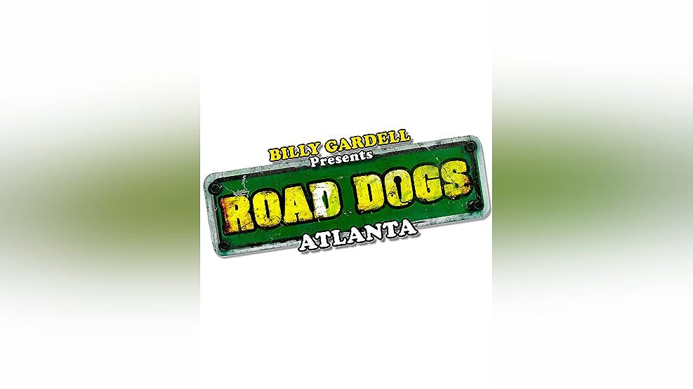 Billy Gardell Road Dogs Atlanta