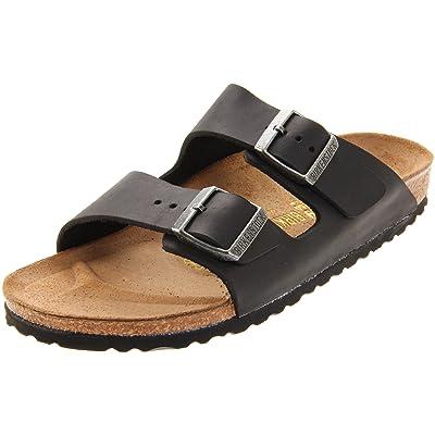 Birkenstock Arizona Soft Footbed Suede Sandal