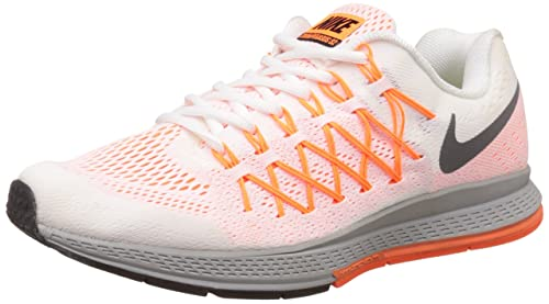 5a453c33084 Nike Men s Air Zoom Pegasus 32 Orange Running Shoes - 7.5 UK India ...