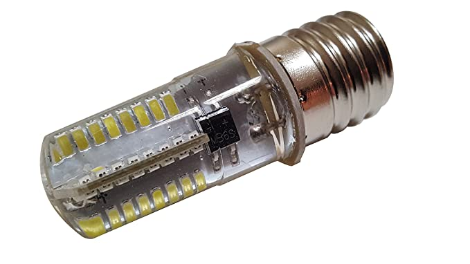 Kühlschrank Led Kaltweiss : E17 64 led lampe 3014 smd 220 v led 1 stück kaltweiß : amazon.de
