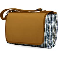 ONIVA - a Picnic Time Brand Outdoor Picnic Blanket Tote XL, English Plaid