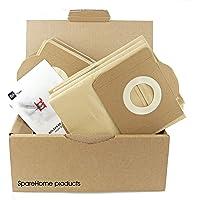 SpareHome Products - 10 Bolsas para aspiradores Parkside