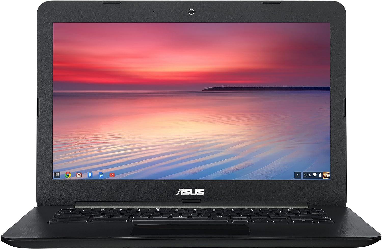 ASUS Chromebook C300MA 13.3 Inch (Intel Celeron, 2 GB, 16GB SSD, Black)