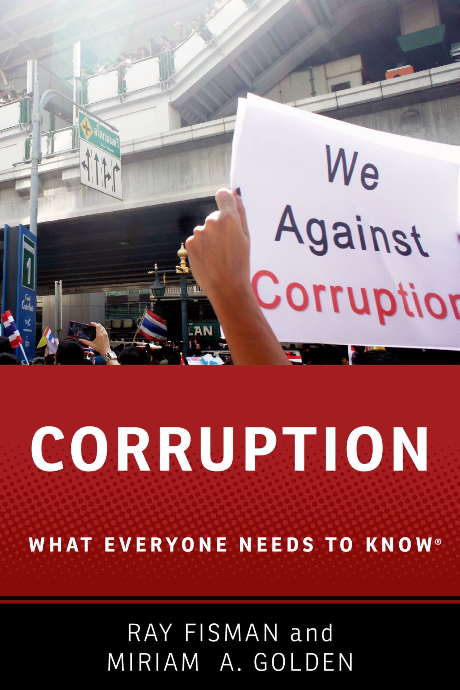 Amazon.com: Corruption: What Everyone Needs to Know® eBook : Fisman, Ray,  Golden, Miriam A.: Kindle Store