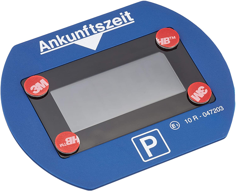 Needit Parklite Blau Park Lite 1411 Vollautomatische Parkscheibe Blau Auto