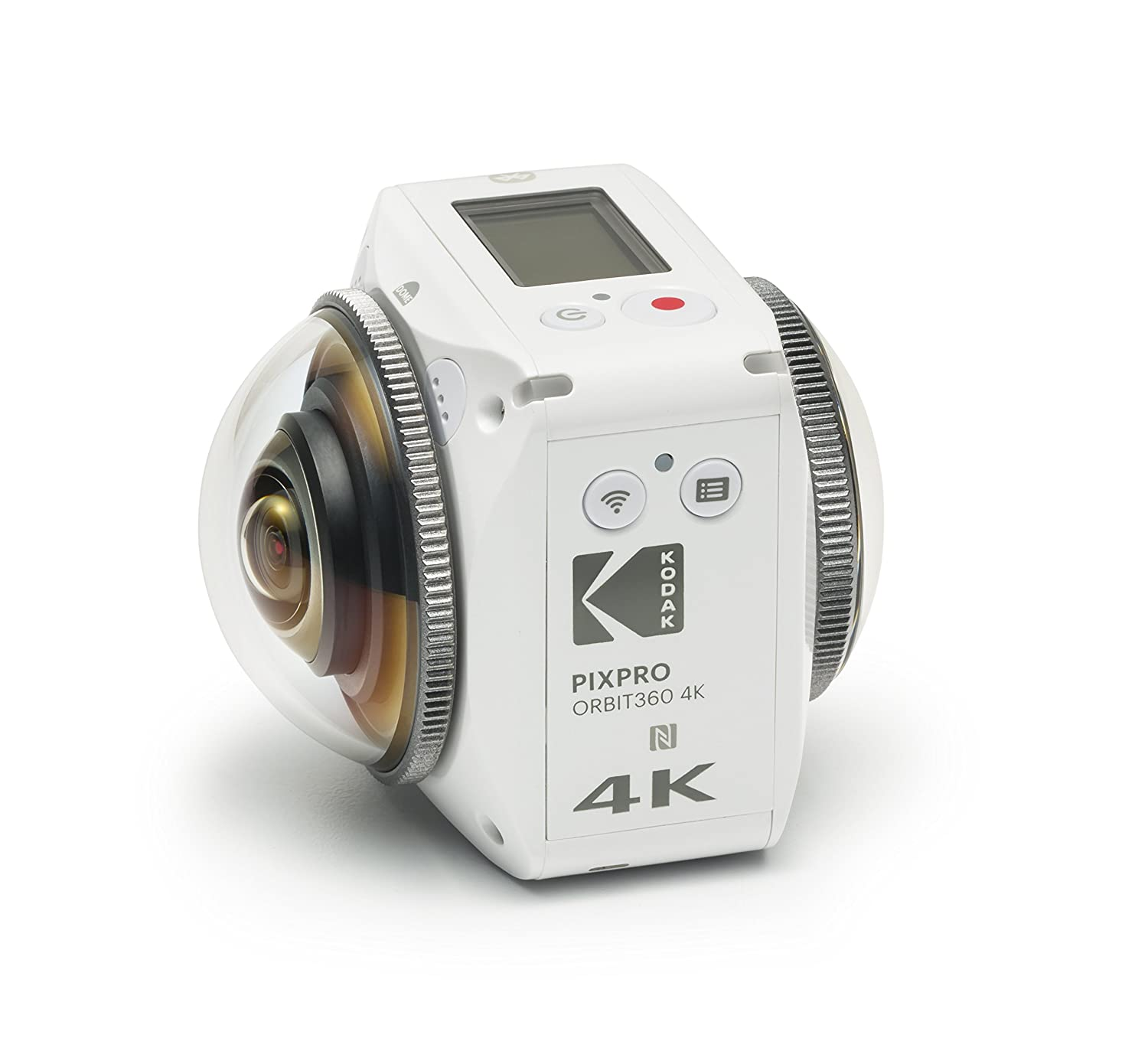 Kodak (コダック) PIXPRO ORBIT360 4K 360° VRカメラ [並行輸入品] (Satellite Pack) B0752NQMP2Satellite Pack