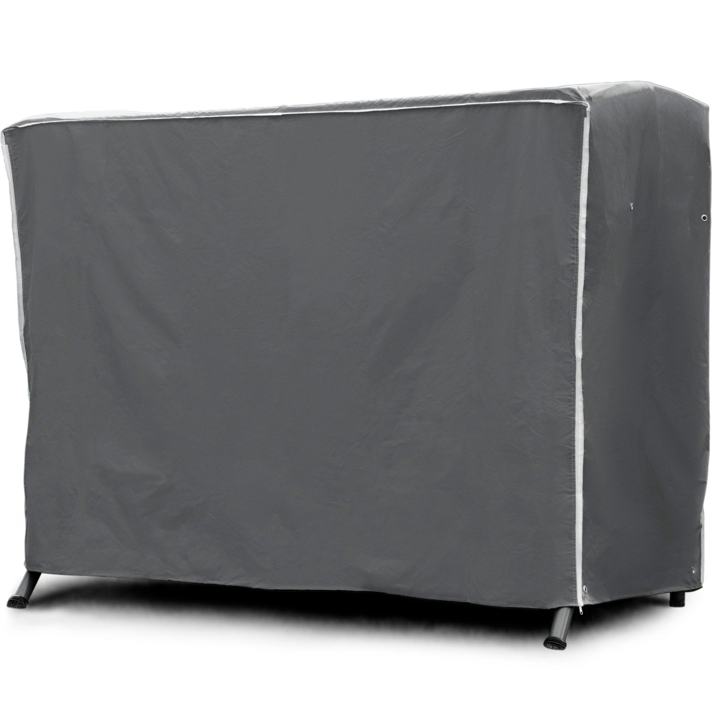 purovi premium schutzh lle f r hollywoodschaukel abdeckung f r gartenschaukel ebay. Black Bedroom Furniture Sets. Home Design Ideas