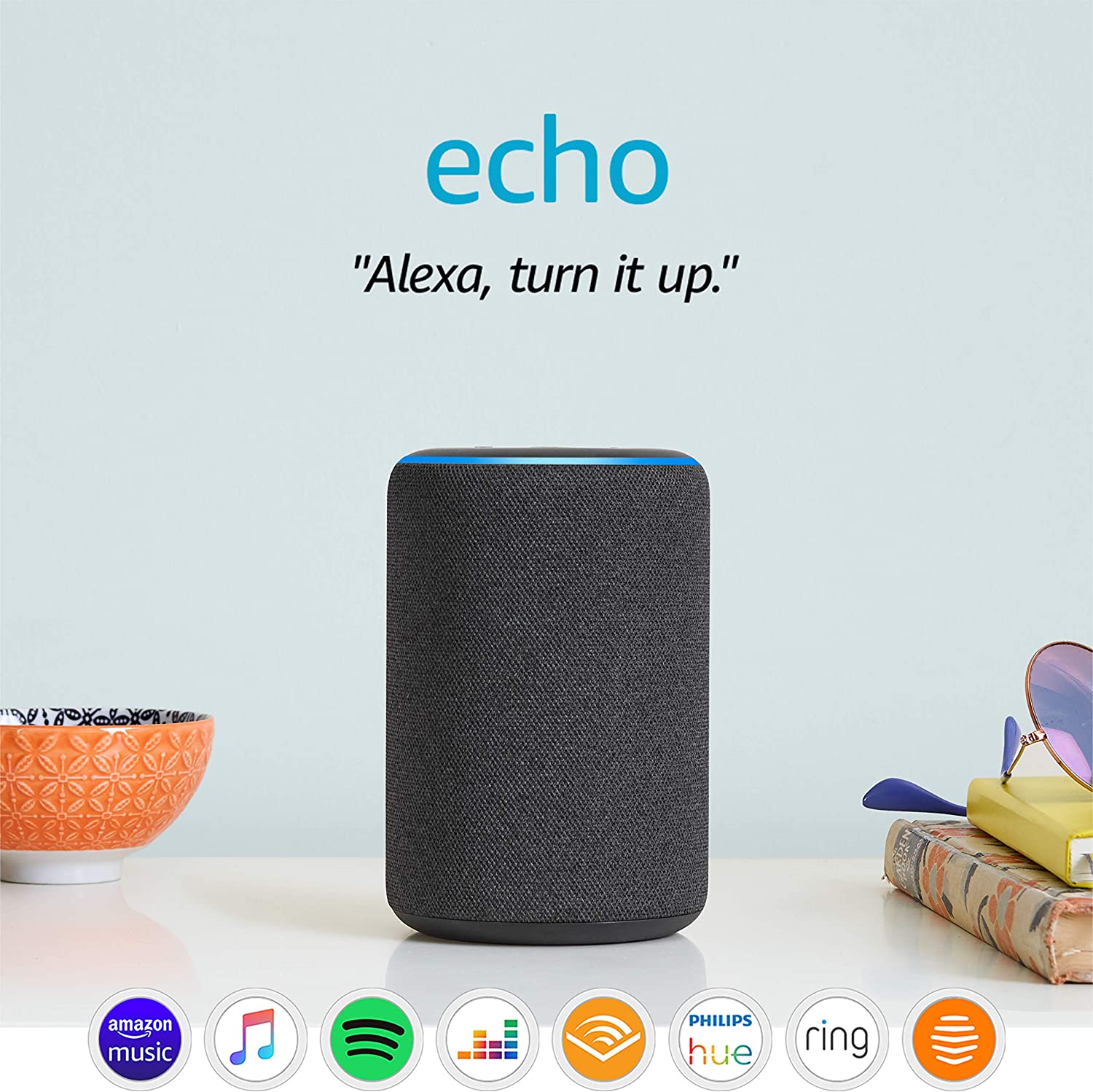 change speaker to other amazon devicde