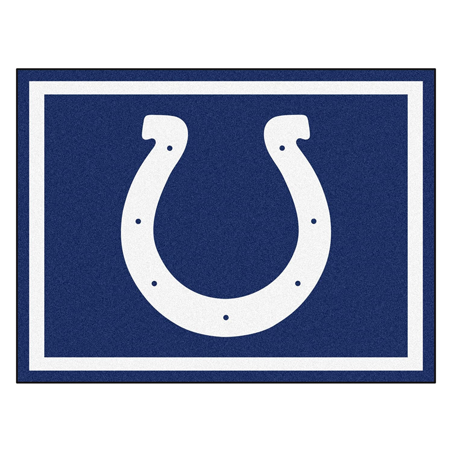 Fanmats 17484 NFL Indianapolis Colts Rug B015ZO05Q4  - -