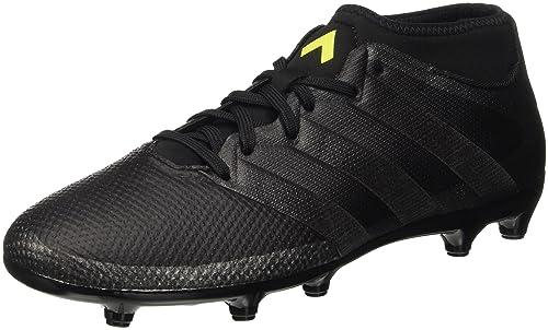newest d1245 9dd1f adidas Ace 16.3 Primemesh Fg, Scarpe da Calcio Uomo, Nero Core Black Solar