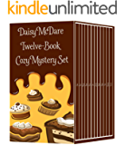 Daisy McDare Twelve-Book Cozy Mystery Set