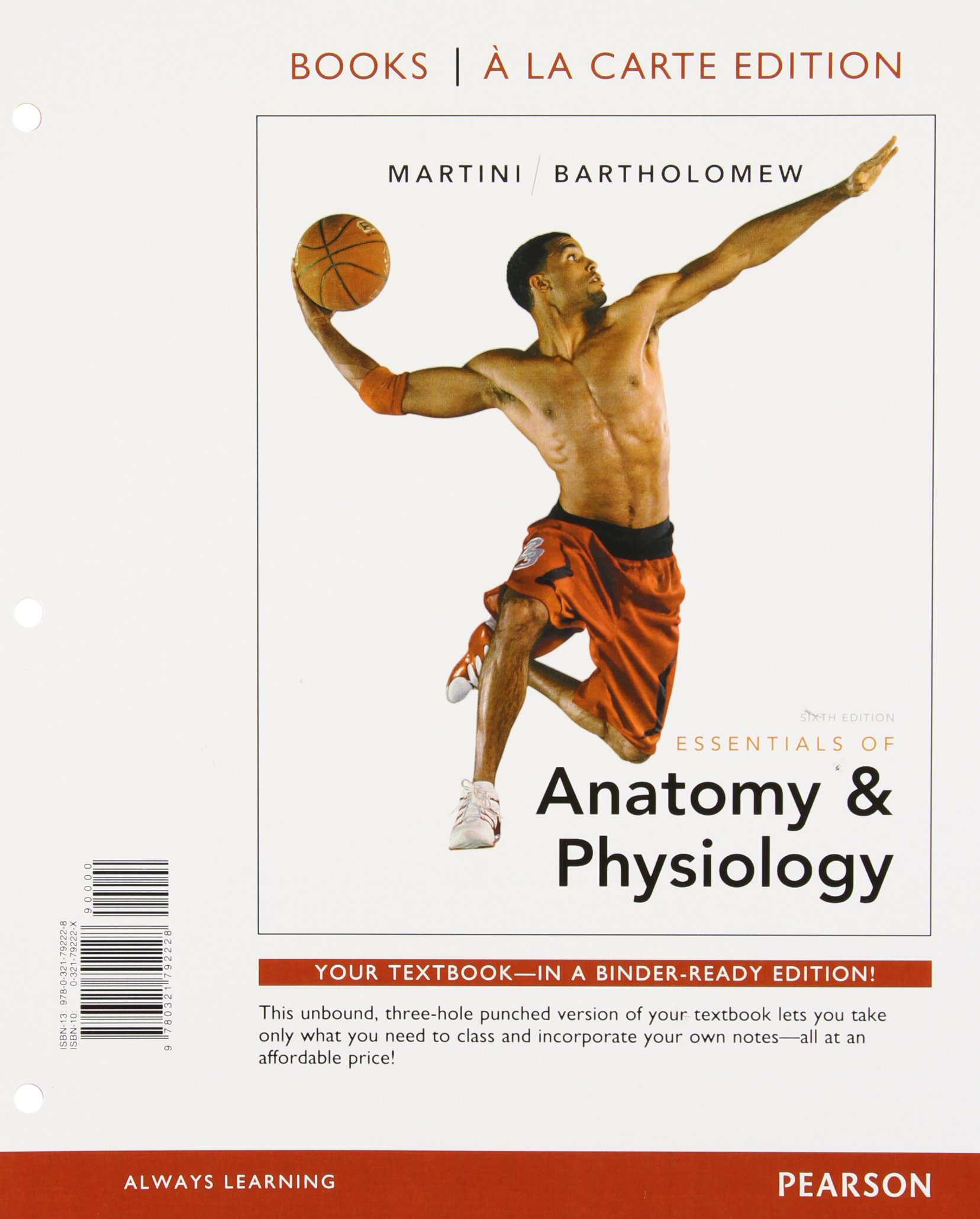 Essentials of Anatomy & Physiology, Books a la Carte Edition: Amazon ...