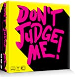 Don't Judge Me! Adult Party Game - Discover How Your Friends Really Think