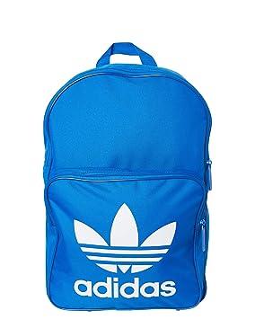 adidas BP CLAS Trefoil Mochila, Unisex Adulto, Azul, 15 x 28.5 x 42 cm: Amazon.es: Equipaje