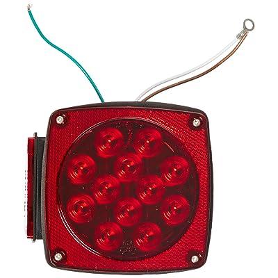 """STT LAMP, RED, UNDER 80"""", SUBMERSABLE, RH: Automotive"""
