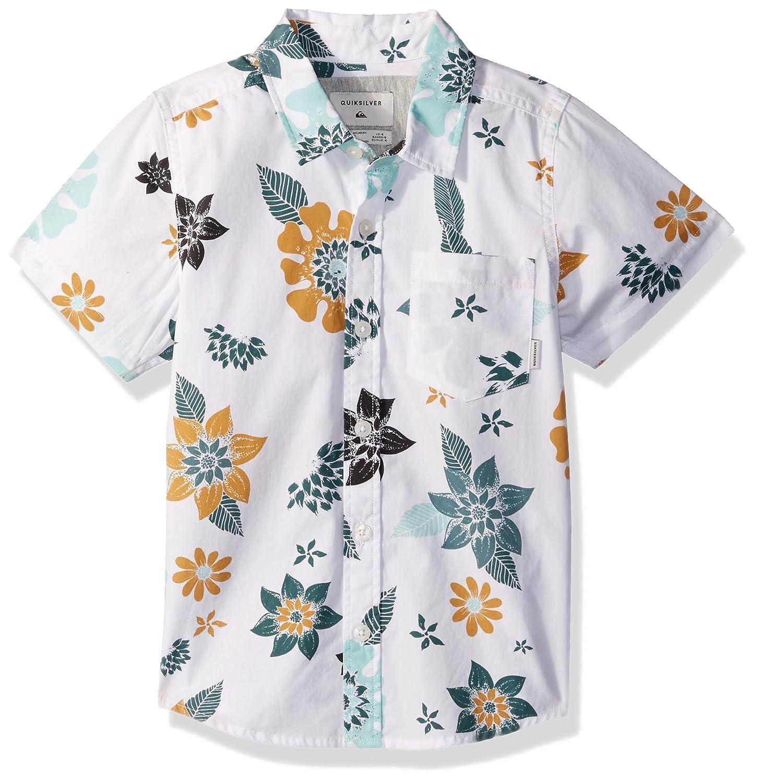 d525a064a725 Amazon.com  Quiksilver Boys  Sunset Floral Kids  Clothing