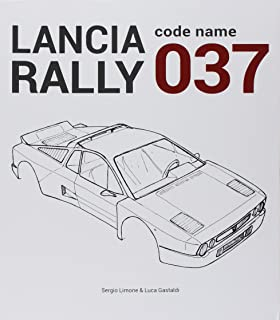 Lancia Rally. Code name 037