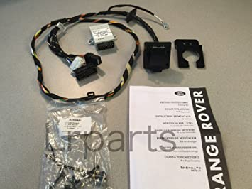 Pleasant Propec Spec Range Rover L322 06 09 Trailer Wiring Kit Genuine Wiring Database Gramgelartorg