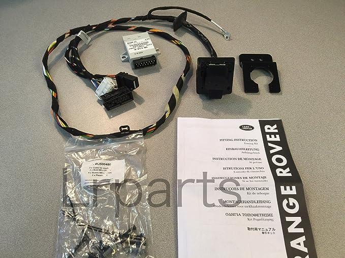 Amazon.com: propec Spec Range Rover L322 06 – 09 remolque ...