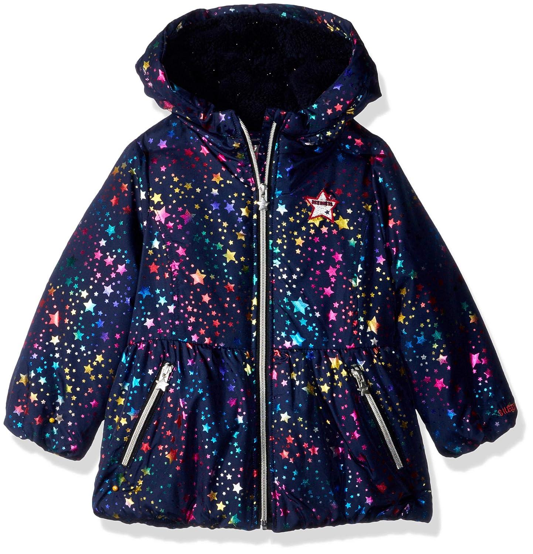 Skechers Girls' Heavyweight Warm Jacket