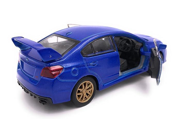 Welly Modellauto 1:34-1:39 Subaru Impreza  WRX STI
