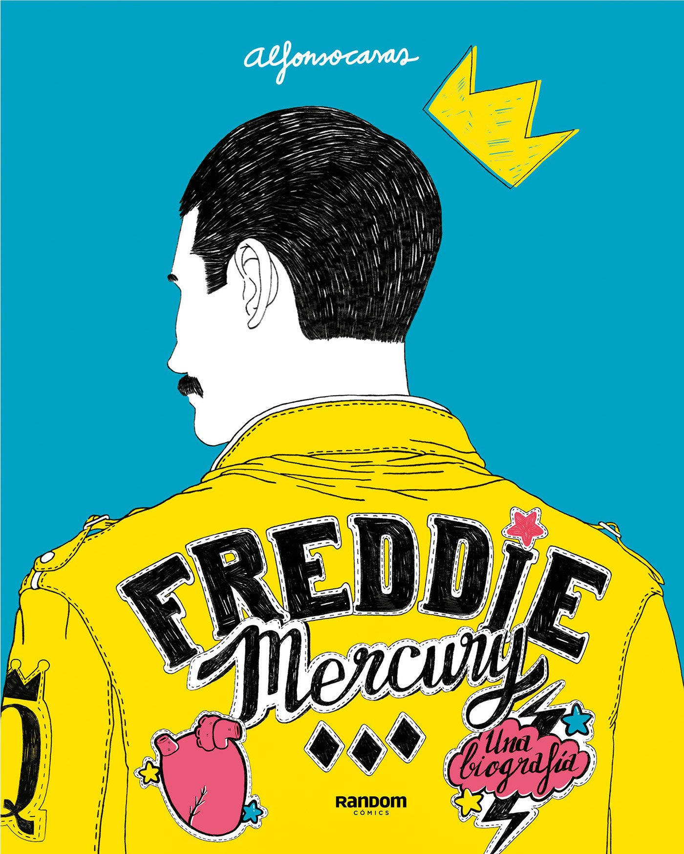 Freddie Mercury (Spanish Edition): Alfonso Casas ...