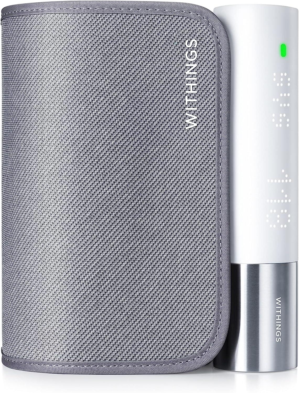 Withings BPM Core - Tensiomètre Connecté avec Électrocardiogramme et Stéthoscope Électronique