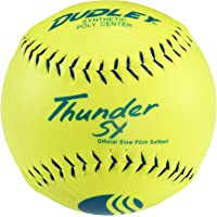 Dudley USSSA Thunder SY Slowpitch Softball - 12 Pack