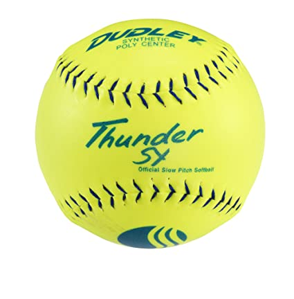Dudley Sb12 Softballs Selling Well All Over The World Team Sports