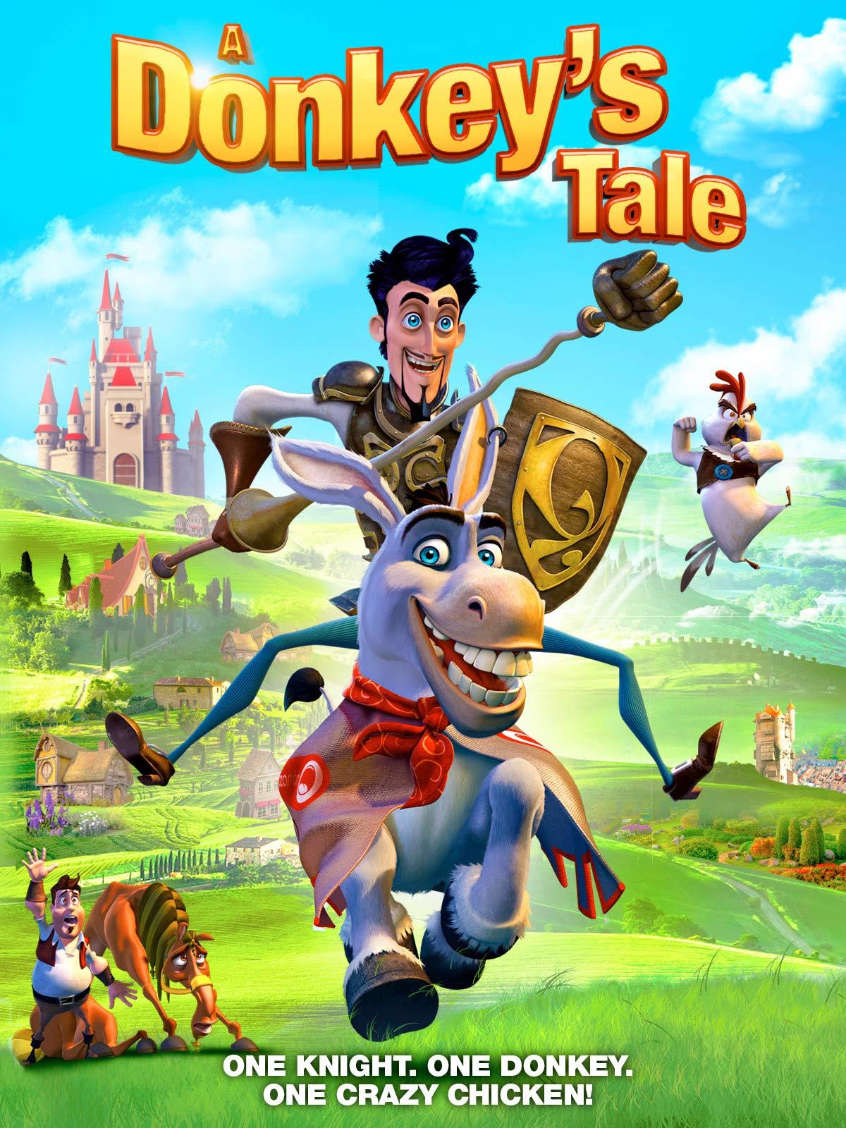 A Donkey's Tale on Amazon Prime Video UK