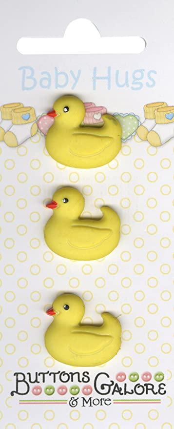 Ducky Buttons Galore Baby Hugs Buttons