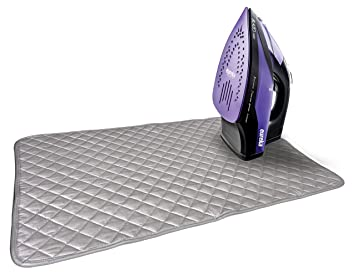 Amazon.com: Eureka Super Magnetic Quilted Ironing Mat Portable ... : quilted ironing mat - Adamdwight.com