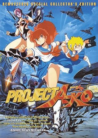 Project A-Ko [Reino Unido] [DVD]: Amazon.es: Cine y Series TV