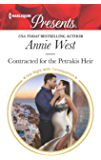 Contracted for the Petrakis Heir (One Night With Consequences Book 3606)