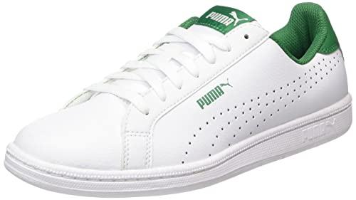 Puma Smash Perf, Scarpe da Ginnastica Basse Unisex Adulto, Bianco Bianco Bianco   f63ba0