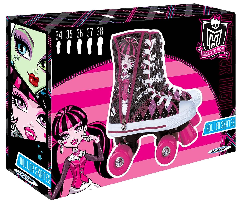 1348998d7d Mattel Monster High Boots Skates Size 38  Amazon.co.uk  Toys   Games