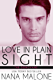 Love in Plain Sight: New Adult Romance (The Donovans Book 4)