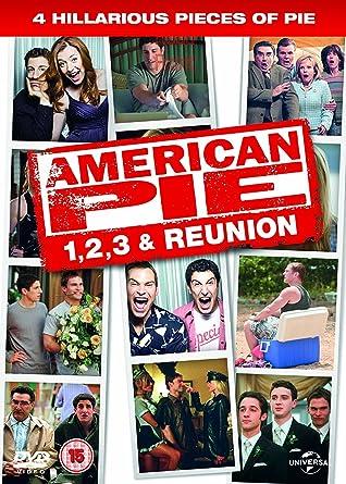 Amazon Com American Pie 4 Film Collection Dvd Movies Tv